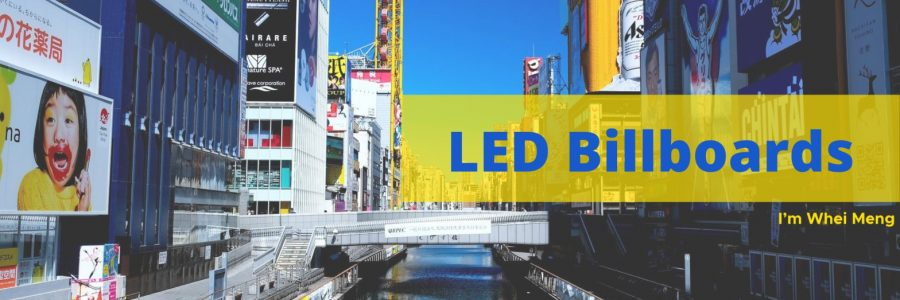 Advertise Your Business With Led Billboards In Malaysia